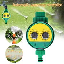AUTOMATICA DIGITALE LCD ELETTRICO ACQUA IRRIGAZIONE TIMER CONTROL PER GIARDINO