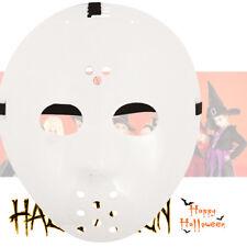 HORROR HOCKEY CARD FACE MASK Halloween Movie Jason Hockey Face Mask HOCKEY01