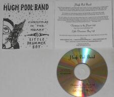 Hugh Pool Band  Christmas In the Heart   U.S. promo cd