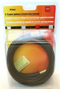 MR. HEATER  5' Propane Appliance Extension Hose Assembly  #F273717