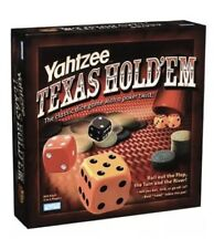 Yahtzee Texas HOLD 'EM; NIB. Please see photos/Description.