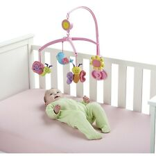 Garden Patch Pals Musical Mobile, Infant Baby Interactive Cot Bed Activity Toy