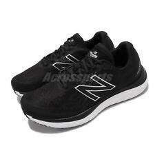 New balance M680 V7 de 2E de Ancho Negro Blanco Zapatos deportivos de correr para hombres M680LB7-2E