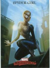 Marvel Masterpieces 2007 Base Card #78 Spider-Girl