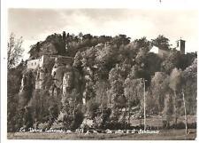 LA VERNA  ( Arezzo )  -  In alto è il Santuario