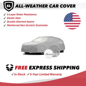 All-Weather Car Cover for 1986 Audi 5000 Quattro Wagon 4-Door