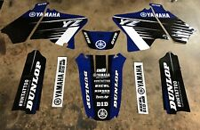 NEW TEAM YAMAHA GRAPHICS YZ125-YZ250 1993-1995