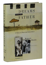 Dreams from My Father ~ President Barack Obama ~ TRUE 1st Edition 1995 1st Print
