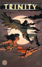 BATMAN - SUPERMAN - WONDER WOMAN - TRINITY VOLUME 2 EDIZIONE PLAY PRESS