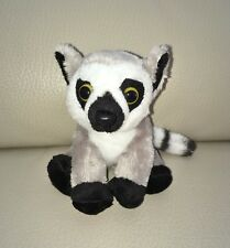 Official Yorkshire Wildlife Park Ravensden Rushden Ring Tailed Lemur Soft Toy
