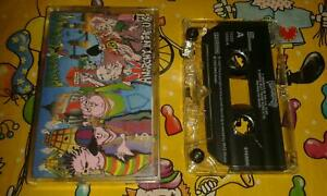 Green Jelly Musik Kassette MC Anarchy in the UK Theme Song BMG music