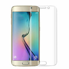 2x Full Cover Curve TPU Screen Plastic-Protector for Samsung Galaxy S7 Edge New