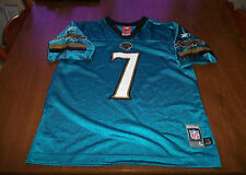 USED - NFL - JACKSONVILLE JAGUARS - LEFTWICH - YOUTH JERSEY - LARGE