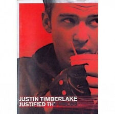 10210 // JUSTIN TIMBERLAKE JUSTIFIED THE VIDEOS DVD NF