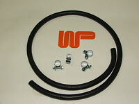 CLASSIC MINI - RUBBER FUEL PIPE 6mm.. Sold by the Metre...with 4 Hose Clips