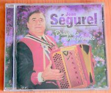 Jean Ségurel - Bruyères corréziennes - 22 titres - CD