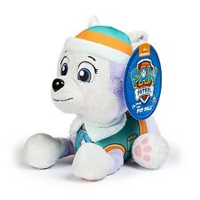 """PAW PATROL EVEREST PLUSH 8"""" OFFICIAL HUSKY NEW WITH TAGS"""