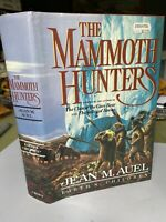 1985 The Mamoth Hunters Jean M. Auel First Edition