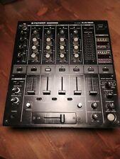 Pioneer DJM 500 Mixer Mischpult Generalüberholt gereinigt