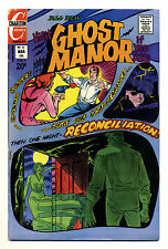 Ghost Manor #10 (Charlton) VG4.8