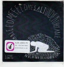 (FJ979) Little Comets, Salt - 2014 DJ CD
