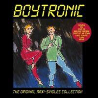 BOYTRONIC - THE ORIGINAL MAXI-SINGLES COLL   CD NEU