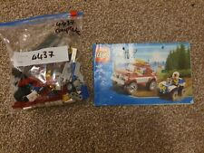 LEGO City 4437 Police Pursuit Complete Town Traffic