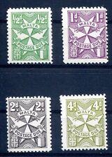 MALTA 1967 P28-34Ax ** 90€(J0458