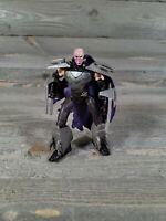 2013 Viacom Playmates Nickelodeon TMNT Shredder No Helmet Action Figure