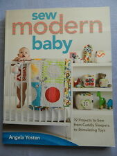 """""""Sew Modern Baby"""" - 19 Projects to Sew for Baby"""