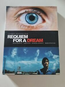 Requiem for a Dream - Region All Bluray - Slipcase