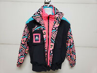 Powderhorn Mountaineering Jacket Ski Snow Rain Pink, Blue, Green Size 12