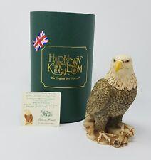 Harmony Kingdom Eagle Brave Heart Rare Uk Made Nib