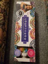 Loopdedoo Spinning Loom Kit Friendship Bracelet Necklace Maker Skeins Thread