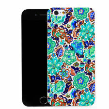 Blue Pictorial Mobile Phone Fitted Cases/Skins
