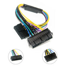 24P to 18P Power Supply ATX PSU Cable 30cm for HP Z420 Z620 PC Motherbo ME