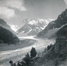 CHAMONIX c. 1950 - La Mer de Glace Massif du Mont-Blanc  Haute-Savoie DIV 4920