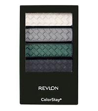 Wholesale Cosmetics Lot 50 Revlon Colorstay Eyeshadow Quad 341 Steel Impressions