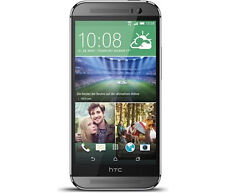 HTC  One M8s - 16GB - Gray (Ohne Simlock) Smartphone