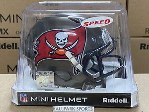 TAMPA BAY BUCCANEERS - Riddell Speed Mini Helmet 2020 DESIGN (NEW IN BOX)