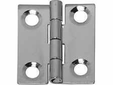28,5mm x 30mm x 0,8mm STAINLESS STEEL HINGE