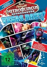 JOLENE VAN VUGT,GREGG GODFREY TRAVIS PASTRANA - NITRO CIRCUS: VEGAS BABY DVD NEU