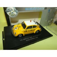 VW COCCINELLE Road Patrol Car ADAC UNIVERSAL HOBBIES 1:43