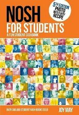 Nosh for Students: A Fun Student Cookbook by Joy May (Paperback, 2017)