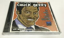 Chuck Berry The Arc Classic Compilation PROMO CD SEALED 2004