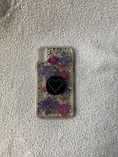 iphone xr floral case