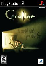 Coraline PS2 New Playstation 2