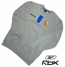 REEBOK RC LENS SWEAT SHIRT TOP SMALL FOOTBALL SOCCER LIGUE 1 FRANCE MAILLOT