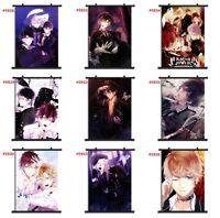 "Anime Danganronpa Dangan Ronpa 3 manga Wall Scroll Poster cosplay8/""x11/"""