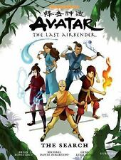 Avatar: The Last Airbender, The Search: By Michael Dante DiMartino, Bryan Kon...